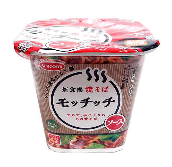 ★まとめ買い★ エースコック 焼そばモッチッチ 99g ×12個【イージャパンモール】