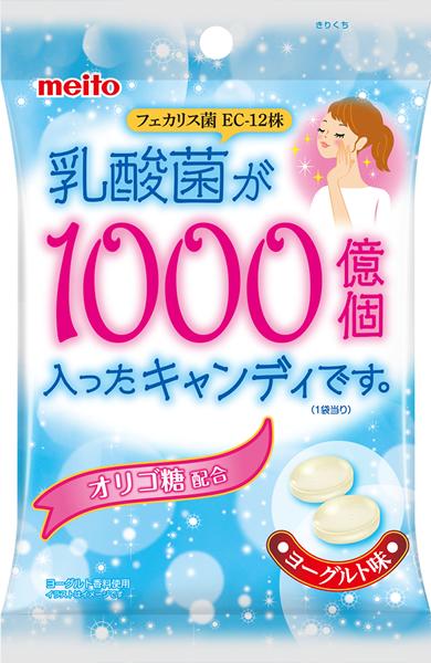 ★まとめ買い★ 名糖産業 乳酸菌1000億個キャンディ ×10個【イージャパンモール】