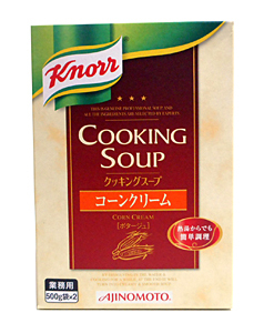 クノール コーンクリームスープ粉末 1Kg【イージャパンモール】