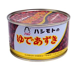 ハシモトフーズ ゆであずき 430g【イージャパンモール】