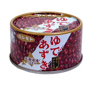 ハシモトフーズ 北海道産ゆで小豆190g【イージャパンモール】