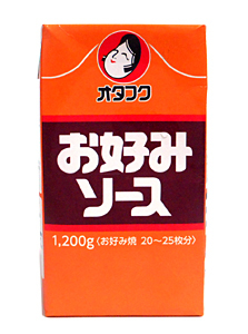 オタフク お好み焼ソース 紙P 1.2Kg【イージャパンモール】