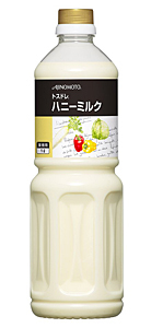 味の素 トスドレ ハニーミルク 1000ml【イージャパンモール】
