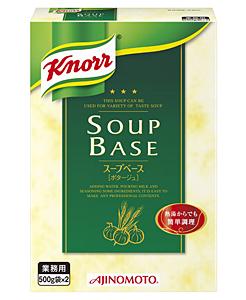 味の素 クノール スープベース ポタージュ 1Kg【イージャパンモール】
