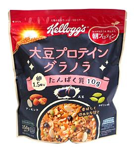 ケロッグ 大豆プロテイングラノラ 350g【イージャパンモール】