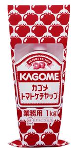 カゴメ ケチャップ 標準チューブ 1Kg【イージャパンモール】