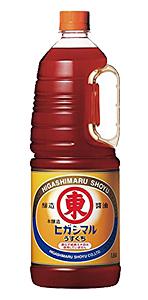 東丸 淡口醤油 ペット 1.8L【イージャパンモール】