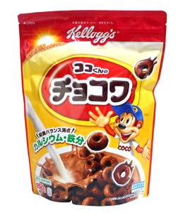 ケロッグ チョコワ 150g【イージャパンモール】