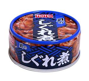 ホテイ 貝のしぐれ煮85g【イージャパンモール】