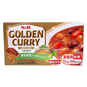 楽天 【キャッシュレス5%還元】【送料無料】★まとめ買い★ SB ゴールデンカレー固形ミルポワ 1Kg ×10個【イージャパンモール】 ゴールデンカレーならではのアレンジしやすい味わい!お肉を入れなくてもおいしく食べられて、野菜がメインのカレーにもおすすめです。もち..., からあげでんせつ:d7d442bf --- extremeti.com