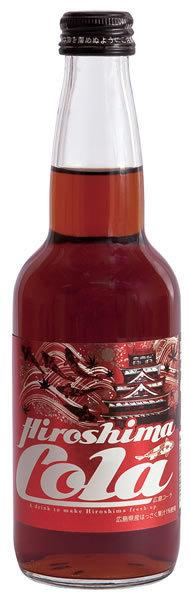広島コーラ ×10本【同梱不可】【代引不可】【イージャパンモール】
