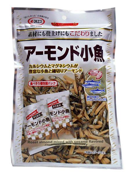 マルエス アーモンド小魚48g【イージャパンモール】