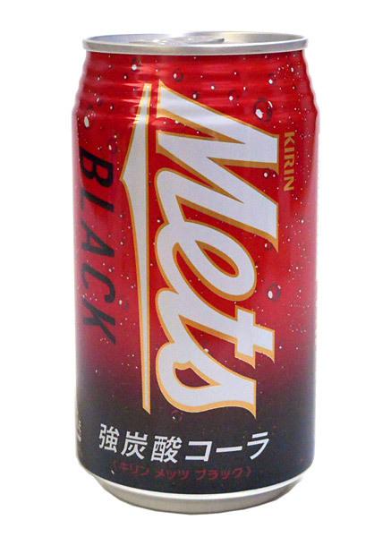 ★まとめ買い★ キリン メッツブラック350g缶              ×24個【イージャパンモール】