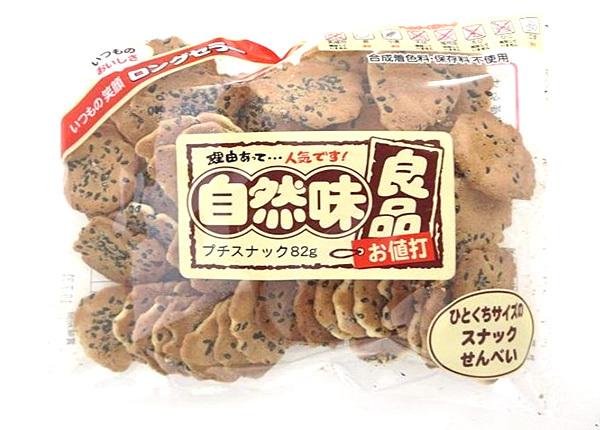 ★まとめ買い★ 渡辺製菓   自然味良品 プチスナック 82g ×16個【イージャパンモール】