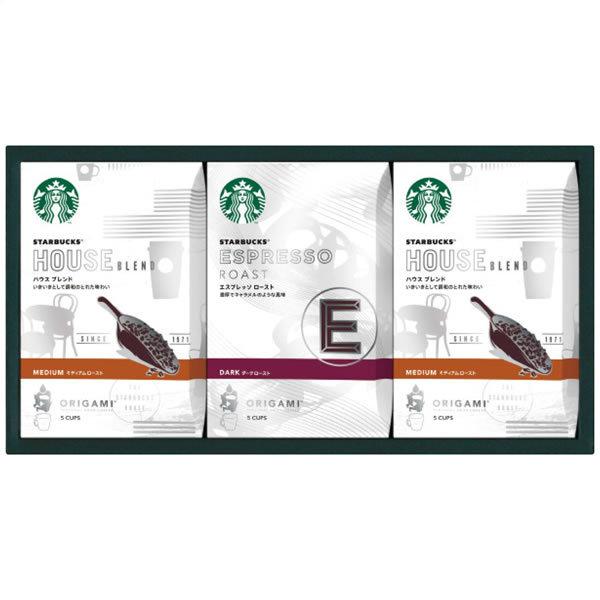 【送料無料】スターバックス スターバックス オリガミパーソナルドリップコーヒーギフト SB−20S SB−20S【ギフト館】