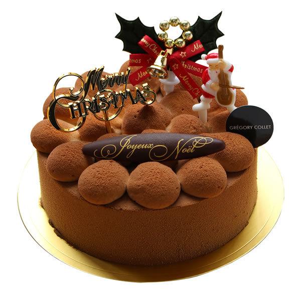 【送料無料】【クリスマス】【冷凍】パティスリー グレゴリー・コレ ノエルアブソリュ GC50【ギフト館】