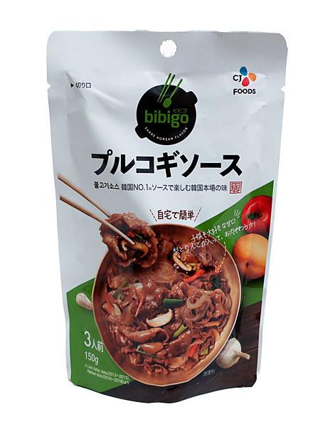 ★まとめ買い★ bibigo プルコギソース 150g ×10個【イージャパンモール】