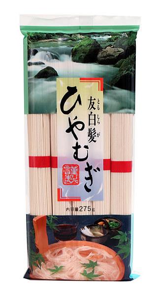 ★まとめ買い★ 友白髪 ひやむぎ 275G ×20個【イージャパンモール】