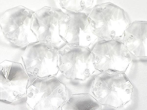 ビーズショップ・ストロビーズのアクセサリーシャンデリア内装素材材料・プラビーズ