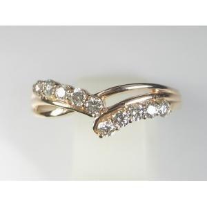 人気新品入荷 K18PGダイヤリング 0.30CT 0.30CT NAR10352 7号(き) 繊細なダイヤがあなたの手をより一層美しく華やかに NAR10352。, FEDE SELECT SHOP:9e88a1b5 --- frmksale.biz
