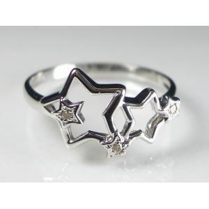 贅沢品 K10WGダイヤリング 0.02CT DR4043ad DR4043ad 7号(き) 繊細なダイヤがあなたの手をより一層美しく華やかに。, キシガワチョウ:3427c56c --- ancestralgrill.eu.org
