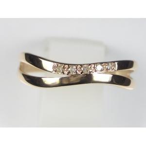 【激安アウトレット!】 K18PGダイヤリング DR4580ad 0.03CT DR4580ad 0.03CT 7号(き) 繊細なダイヤがあなたの手をより一層美しく華やかに。, 書画肆しみづ:ad53f433 --- abizad.eu.org