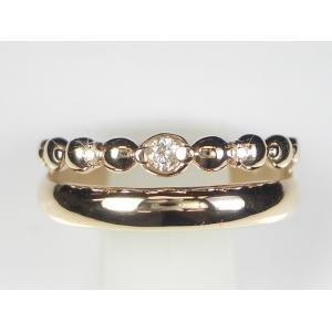 【在庫限り】 K18PGダイヤリング 0.05CT DR4843ad 7号(き) 繊細なダイヤがあなたの手をより一層美しく華やかに 0.05CT。, C'estjoli:be7d23c2 --- abizad.eu.org