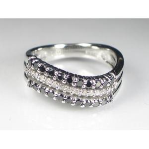 新規購入 K18WGブラックダイヤ・ダイヤリング ブラックダイヤ0.50CT・ダイヤ M6058 M6058 7号(き) 独特の美しさと気品あふれる輝きのブラックダイヤ。, メタルアーツ:2644a2da --- abizad.eu.org