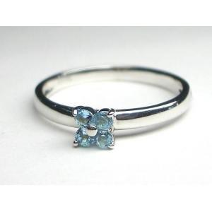 高品質 K18WGブルートパーズリング DR3629ad 7号(き) ブルーよりも深さを増す DR3629ad、藍色の石が輝くリング。, ウェディング工房アトリエミシェル:b2d43c45 --- ancestralgrill.eu.org