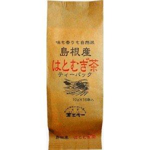 【特別セール品】 茶三代一 島根産 茶三代一 はとむぎ茶ティーパック 島根産 (10g×16p)×20袋(き) 味も香りも自然派!!島根育ちのはと麦です。, 仏壇仏具のふたきや:37f2579f --- szellemkeponline.hu