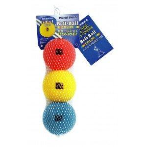 結婚祝い 3色ベルボール(3pcs) 25セット BX75-25, ごようきき。クマぞう 3696c175