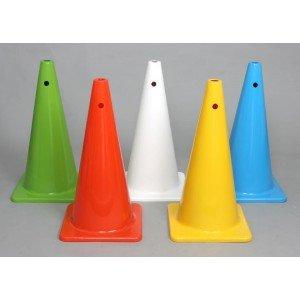 全てのアイテム 赤羽根工業 5色カラーコーンセット大型(穴付) A-2617, サプリメントai 42eeac12