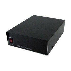 【史上最も激安】 NSK 日本セキュリティー機器販売 映像分配器(2入力各3分配) CE-7600 2入力各3分配の映像分配器!!, 諌早市:272502eb --- edneyvillefire.com