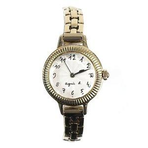 最上の品質な アニエスベー Agnes b アニエスベー 腕時計 BC3082P1【送料無料 b Agnes】【送料無料】, サンヤ質店:cc4b3ec9 --- mashyaneh.org