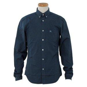大量入荷 バーバリー BURBERRY メンズシャツ メンズシャツ 31 バーバリー 3845883 FRED PKT BLUE STEEL BLUE BL【送料無料】, グッドドッグスジャパン:dfbd0bd3 --- edneyvillefire.com