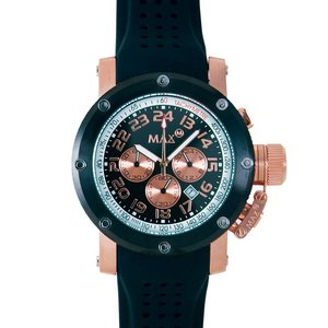 格安SALEスタート! MAX XL 5-MAX425 MAX WATCHES XL : 5-MAX425 47mm Face 高品質ラバーベルト 腕時計(き) 2006年にオランダのジュエリー&ウォッチメーカーであるRON社によって生まれ、2008年に日本に上陸したブランド MAX!, モノウチョウ:c0a58411 --- ahead.rise-of-the-knights.de