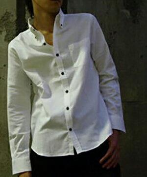 日本製 オックスフォード ボタンダウンシャツ メンズ 長袖 半袖 ドレスシャツ カジュ.
