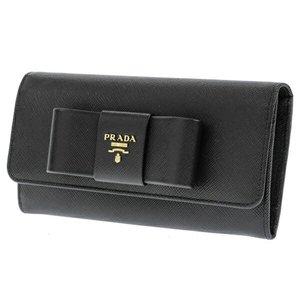 大きな割引 プラダ PRADA 長財布 レディース 1MH132S_FIOCCO-NER【送料無料】, ビジネスサポート福岡 89e21bf0