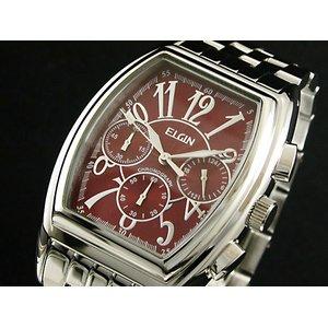 2019特集 エルジン ELGIN ELGIN 腕時計 腕時計 クロノグラフ メンズ メンズ FK1215S-R, DZICARAT パワーストーン 天珠:f7a476c3 --- blog.buypower.ng