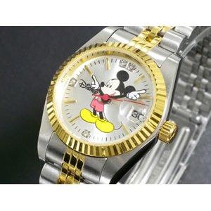 激安な ディズニー ミッキー 腕時計 天然ダイヤ 腕時計 レディース レディース DISNEY-10 天然ダイヤ【送料無料】【送料無料】, きものあそび:571d5d27 --- extremeti.com