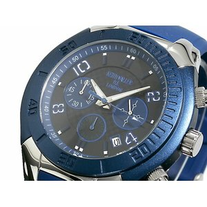 史上最も激安 キースバリー メンズ クロノグラフ 腕時計 K0932-BL, sisnext ee7c48c1