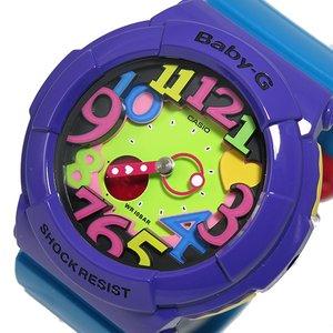 【新品、本物、当店在庫だから安心】 カシオ ベイビーG カシオ クレイジーネオンシリーズ 腕時計 腕時計 BGA-131-6B マルチカラー【ラッピング無料】, 【菊の豊幸園】:08382308 --- pyme.pe