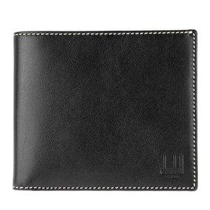 【お得】 ダンヒル DUNHILL メンズ 二つ折り短財布 L2G230A ブラック【送料無料】, 洞爺村 fe85bdfe
