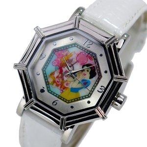 公式の店舗 ディズニーウオッチ Disney Watch レディース 腕時計 1507-SW 白雪姫【送料無料】, フジカワチョウ fa821f79