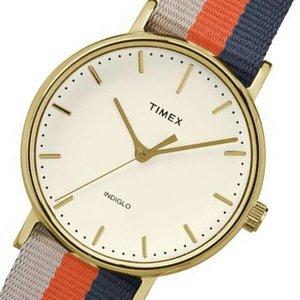 大注目 タイメックス ウィークエンダー レディース 腕時計 腕時計 TW2P91600 レディース アイボリー 国内正規【ラッピング無料 アイボリー】, ホクボウチョウ:15b210fd --- badunicorn.de