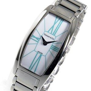 人気新品入荷 ティファニー ジェメア クオーツ レディース 腕時計 Z64011010A29A00A ホワイト【送料無料】, 岩手町 8c6e87c7
