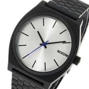 最大の割引 ニクソン NIXON タイムテラー クオーツ メンズ 腕時計 時計 A045-180 シルバー, カントリー雑貨コットンバニー 4d8730b7