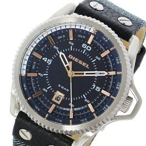 【お得】 ディーゼル DIESEL ロールケージ ROLLCAGE クオーツ メンズ 腕時計 DZ1727 ダークブルー【送料無料】, 出島書店 fd42da59