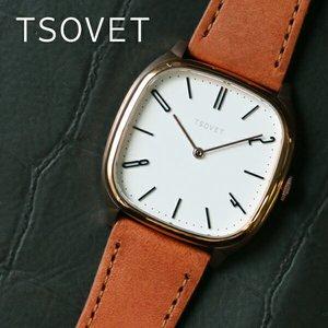 100%本物保証! ソベット TSOVET JPT-TW35 クオーツ ユニセックス 腕時計 TW551513-05 ホワイト【送料無料】, ミナミミノワムラ b6300046