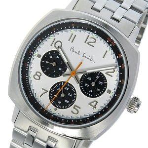贈り物 ポールスミス ポールスミス PAUL SMITH アトミック 腕時計 ATOMIC クオーツ メンズ 腕時計 P10044 P10044 ホワイトシルバー【送料無料】【送料無料】【ラッピング無料】, 箕面市:466ba7fc --- pyme.pe